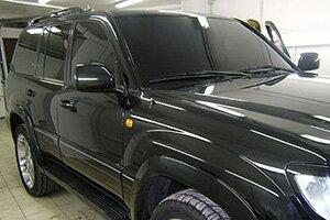 Тонирование стекол автомобиля в Киеве